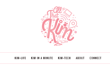 all-that-is-kim-welcome-page