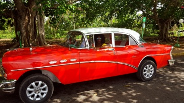 Classic Car in Viñales