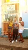 Mojito Stand in Trinidad