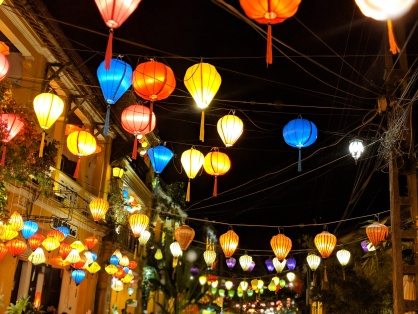 Night Market in Hoi An